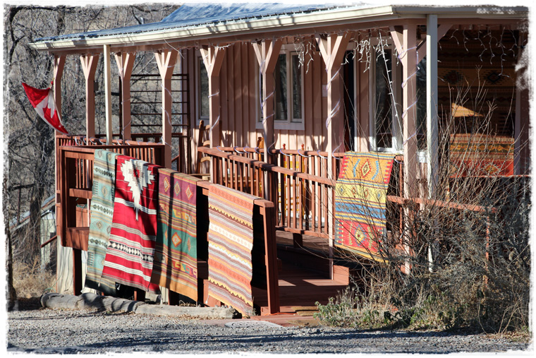 Нью-Мексико. Цыганский Мадрид и живописная Turquoise Trail