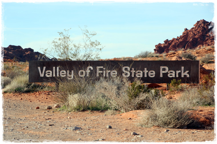 Куда съездить из Лас-Вегаса: парк Valley of Fire