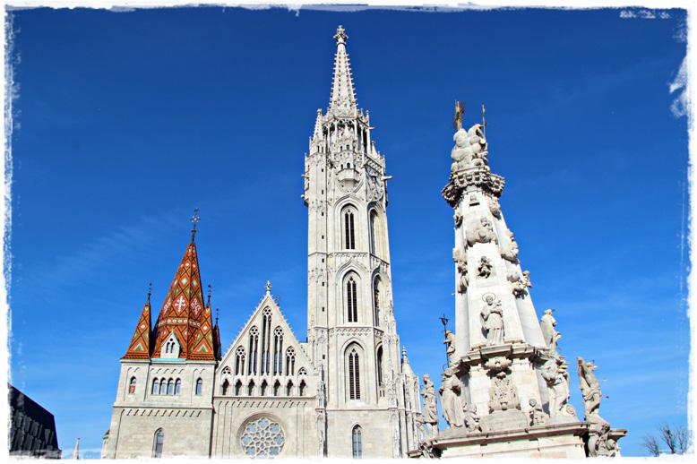 Достопримечательности Будапешта: Рыбацкий бастион, Королевский дворец, холм Геллерт и поездка на Фуникулере