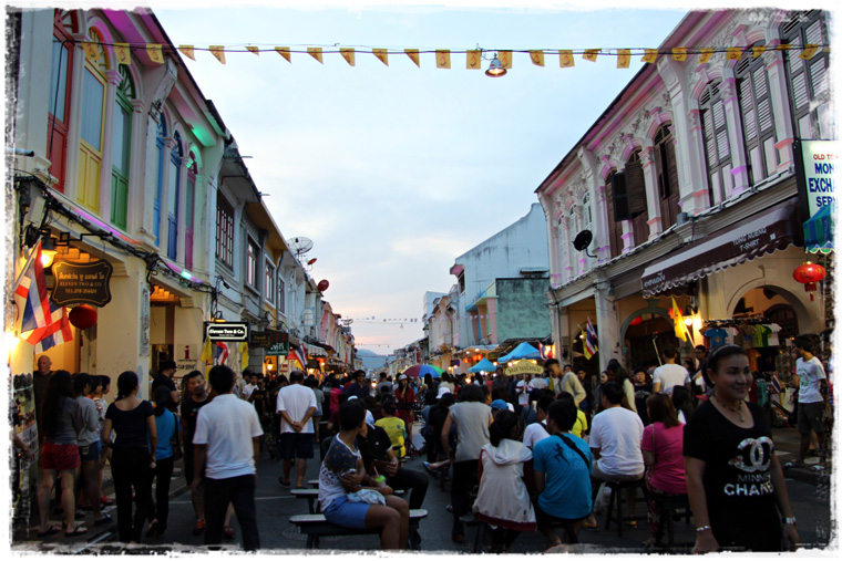 Не пляжный Пхукет: воскресная ярмарка в Phuket Town