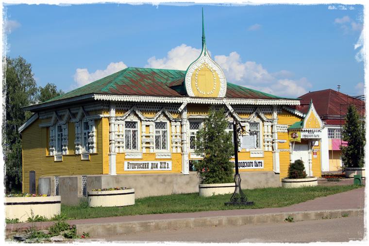 По России с любовью: Угличский Кремль