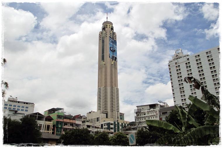 Бангкок. Смотровая площадка Baiyoke Sky