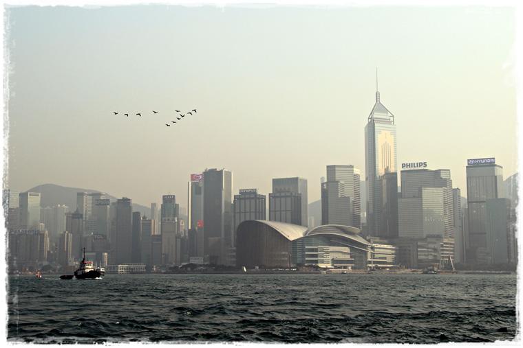 Гонконг. Остров Коулун, гавань Виктории и Аллея Звёзд