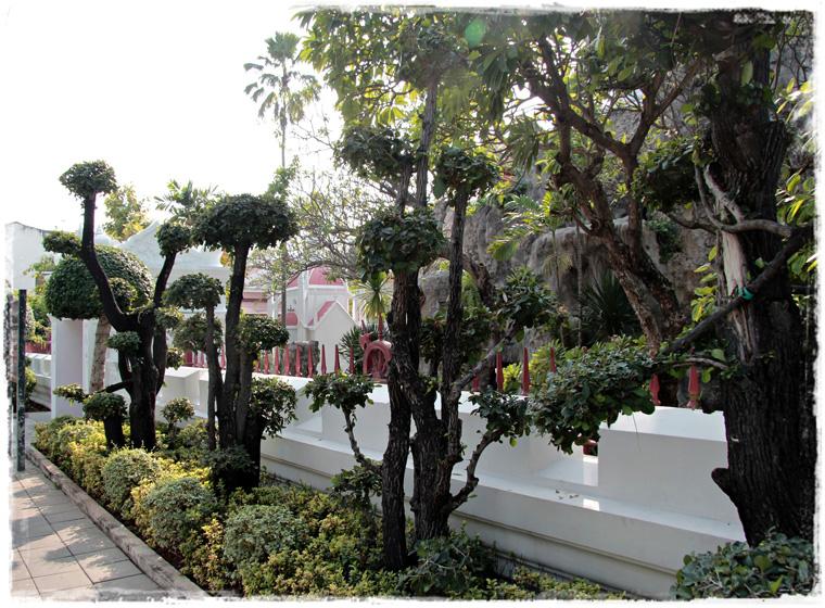 Черепаший храм в Бангкоке