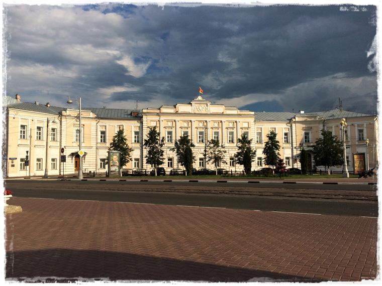 По России с любовью: не в дверь, а в Тверь