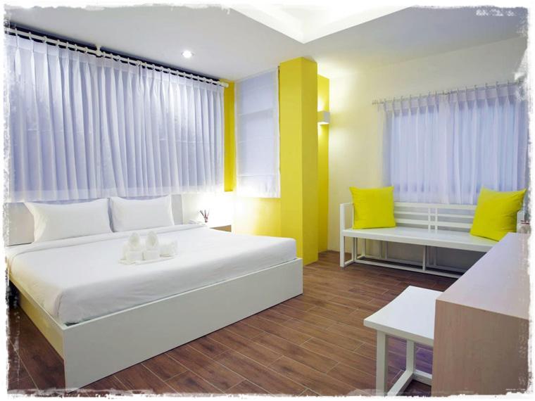 Какой отель выбрать в Бангкоке: Budacco Hotel