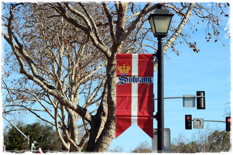 Солванг - маленькая Дания в большой Калифорнии