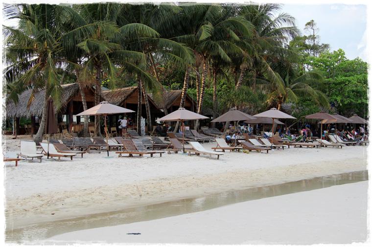 Фукуок. Пляж Bai Sao. И все же: рай или ад?