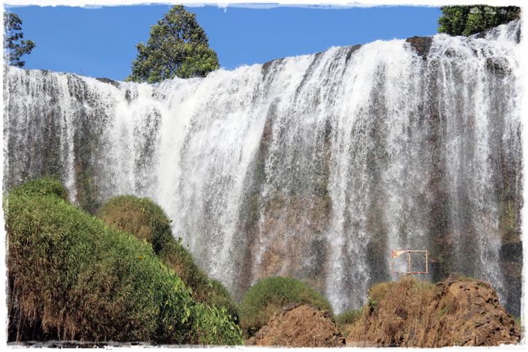 Далат. Слоновий водопад и невероятная тайная пещера