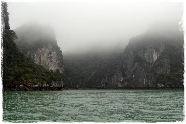 Бухта Халонг для галочки - экскурсия на один день