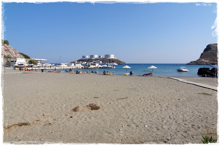 Маршрут по Криту на авто: 2 недели пролетели, Крит остался позади